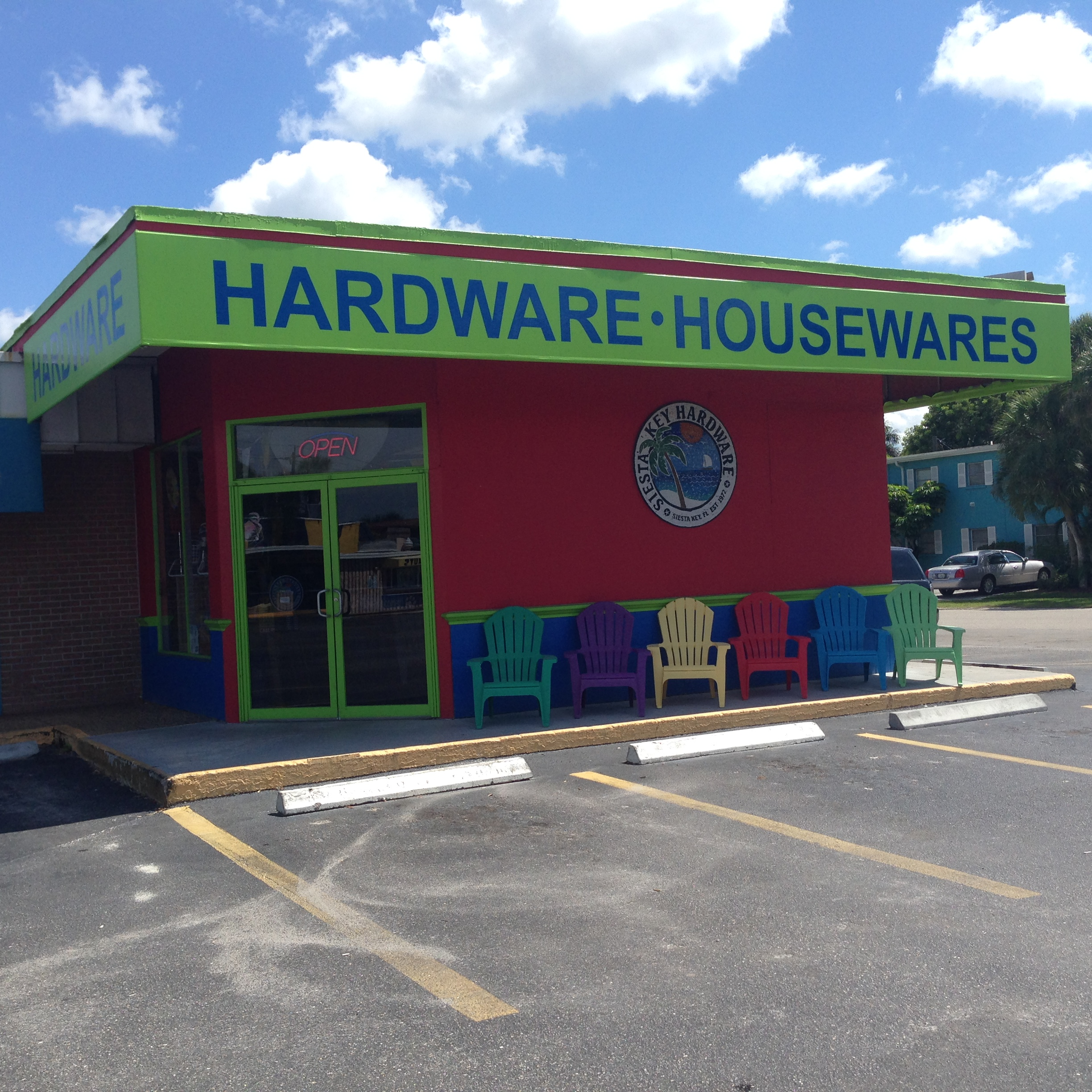 Siesta Key Hardware