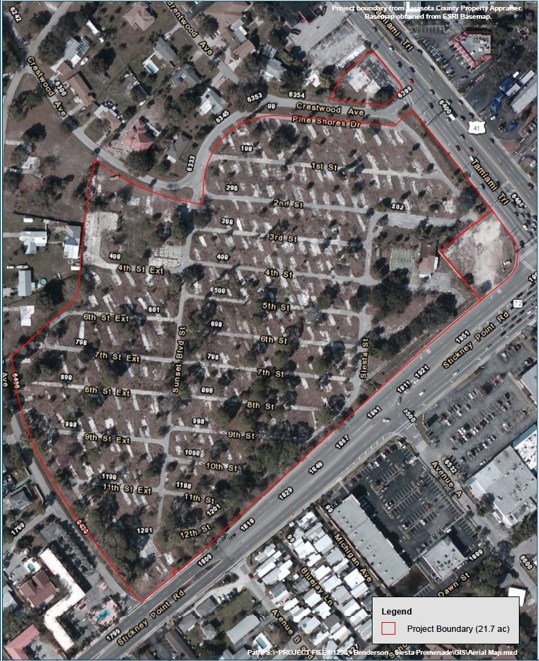 'Boundary hearing' for Siesta Promenade to be held on Oct. 11 at County Commission meeting