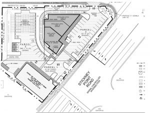 New Dairy Queen/retail center on Stickney Point Road wins Planning Commission endorsement