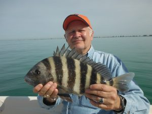 Captain Jim Klopfer's March Fishing Forecast