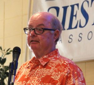 New SKA President Harold Ashby talks of plans to expand the organization's membership