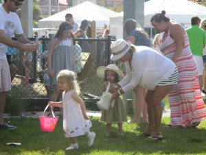 Siesta Key Easter Egg Hunt a success for the kids