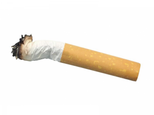 More on the cigarette litter campaign