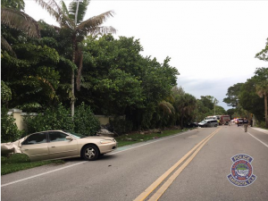 Two major traffic accidents occur within 8 hours on Siesta Key