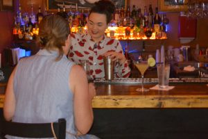 Bartender of the Month - Taylor