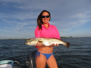 Captain Jim Klopfer's Fishing Report