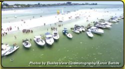 Big Pass Shoal offers boaters a Margaritaville vibe while protecting Siesta Key's shoreline