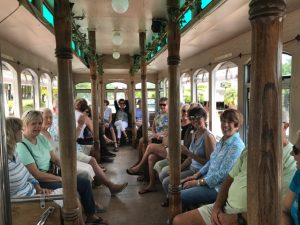 Siesta Key Chamber Volunteer Trolley Tour 2017