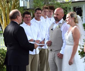 Siesta Key couple ties the knot