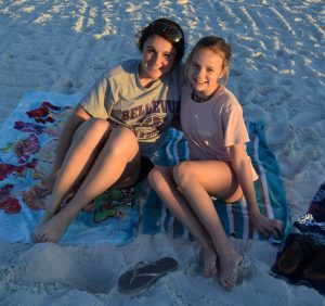Moonlight Movies on Siesta Key Beach