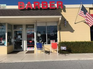"SOUTH GATE BARBER SHOP: An ""Olde Fashion"" Place"