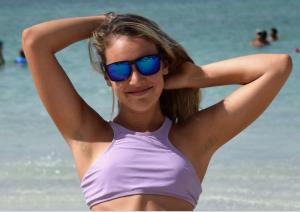 February Island Girl