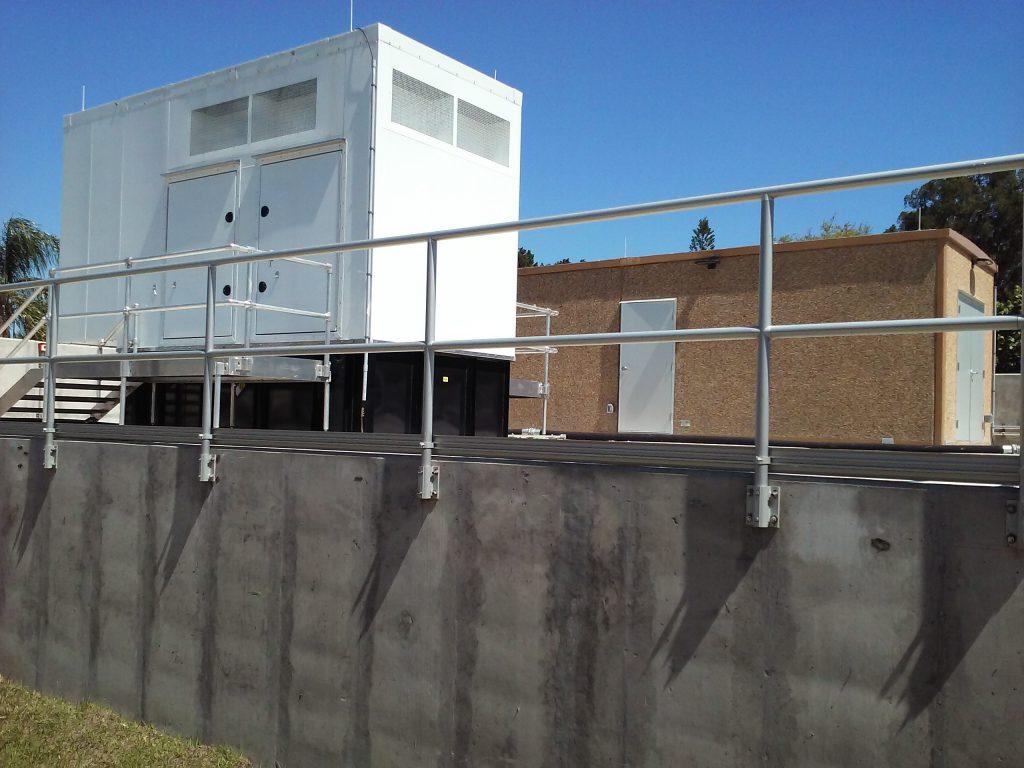 siesta key waste water treatment plant
