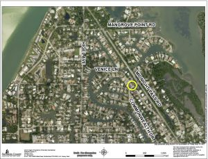 Multi-way stop signs on SIesta Key approved on Commonwealth Drive at Venice Lane intersection