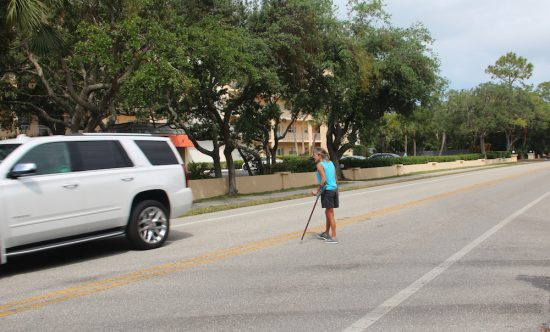 Siesta Key's Bay Tree Club residents not giving up on effort to see crosswalk installed on South Midnight Pass Road