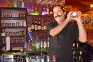 Bartender of the Month - Cage Unger