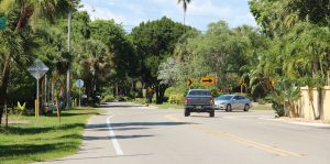 FDOT plans permanent improvements to 90-degree curve at intersection of Higel Avenue and Siesta Drive before county road swap takes place