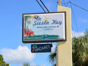 New zoning district and redevelopment plan for Stickney Point Road hotel win Planning Commission approval