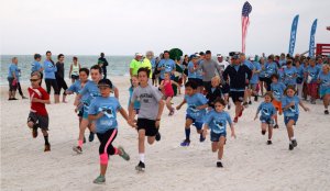 "32nd Annual ""Run for the Turtles"" on Siesta Key Beach"