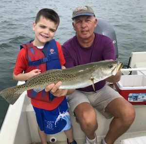 Capt. Jim Klopfer's Siesta Key Fishing Forecast for June 2018