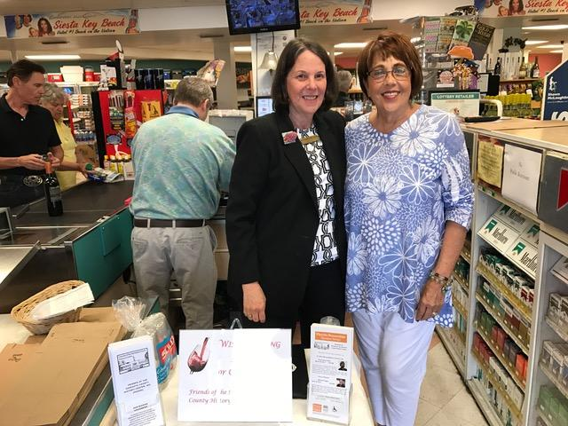 Historical book signing takes place at Crescent Beach Grocery