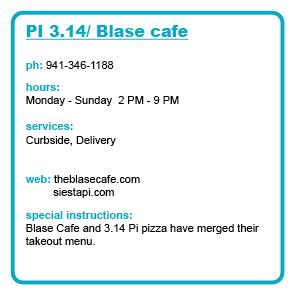 PI 3.14/ Blase Cafe