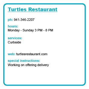 Turtles Restaurant