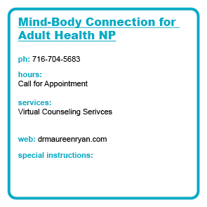 Mind-Body Connection for Adult Health NP