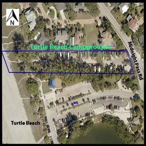 Turtle Beach Campground Getting Water Sewer And Electrical Upgrades Sarasota Fl