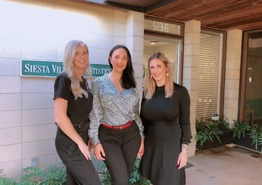 Dr. Ta and her staff are preparing for their December 11 grand opening celebration